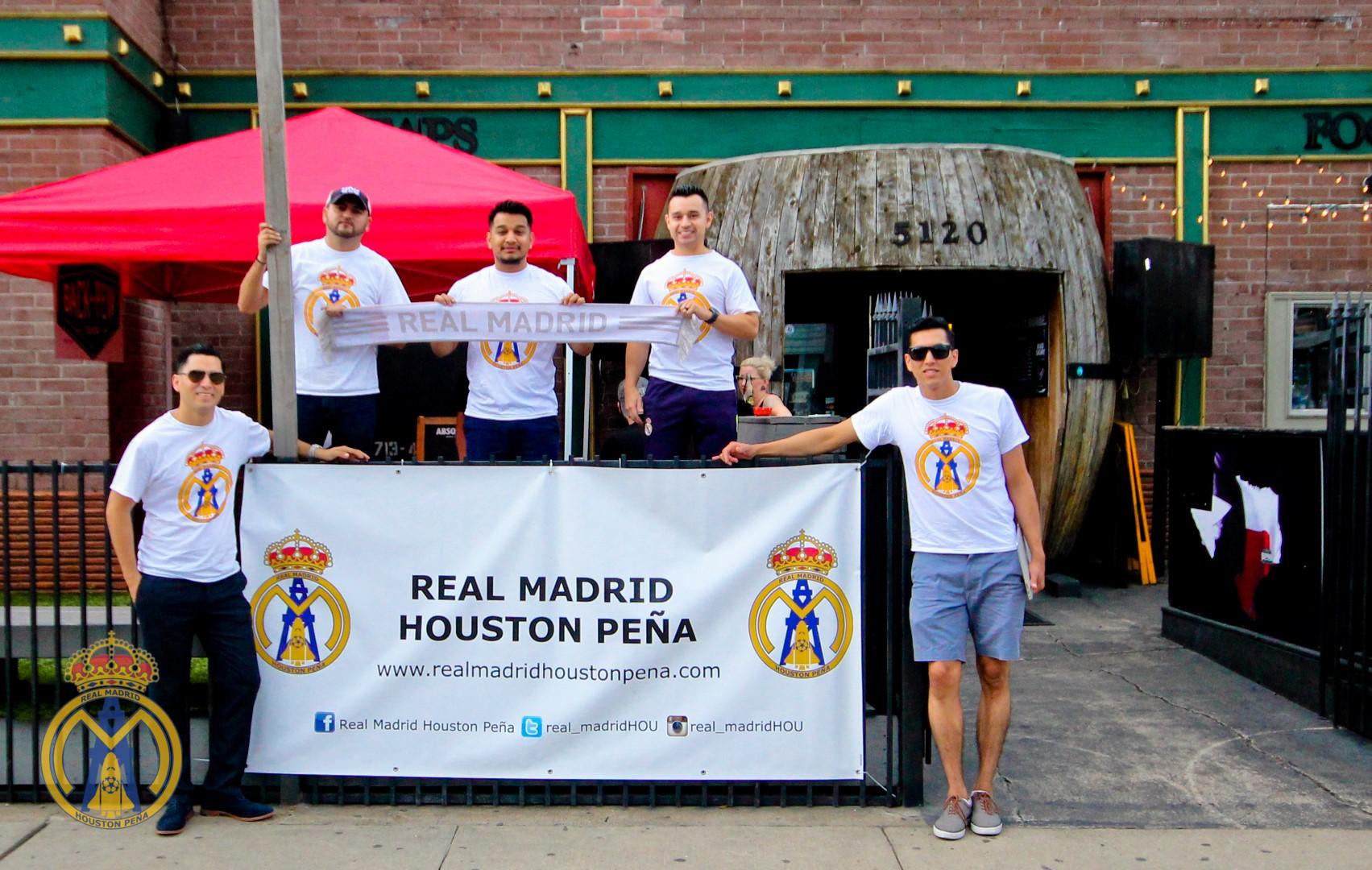 Real Madrid Houston Peña
