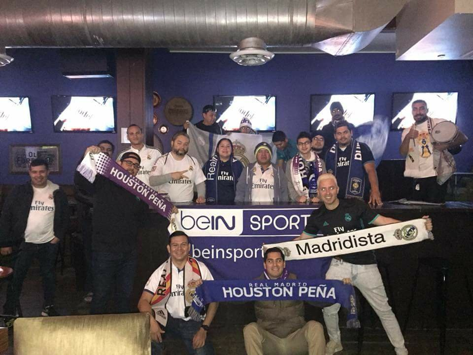 Real Madrid Houston Peña